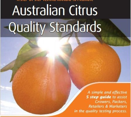 Australian Citrus Quality Standards