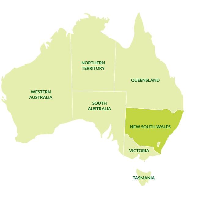 New South Wales Citrus Australia