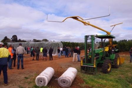 Afourer Grower Day, September 2014