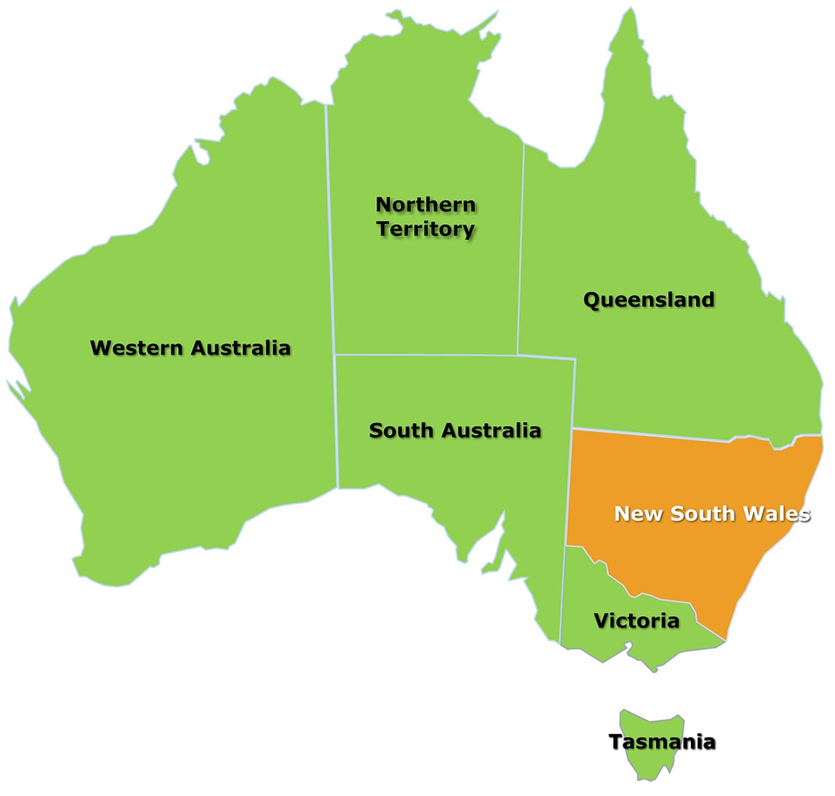 New South Wales Citrus Australia