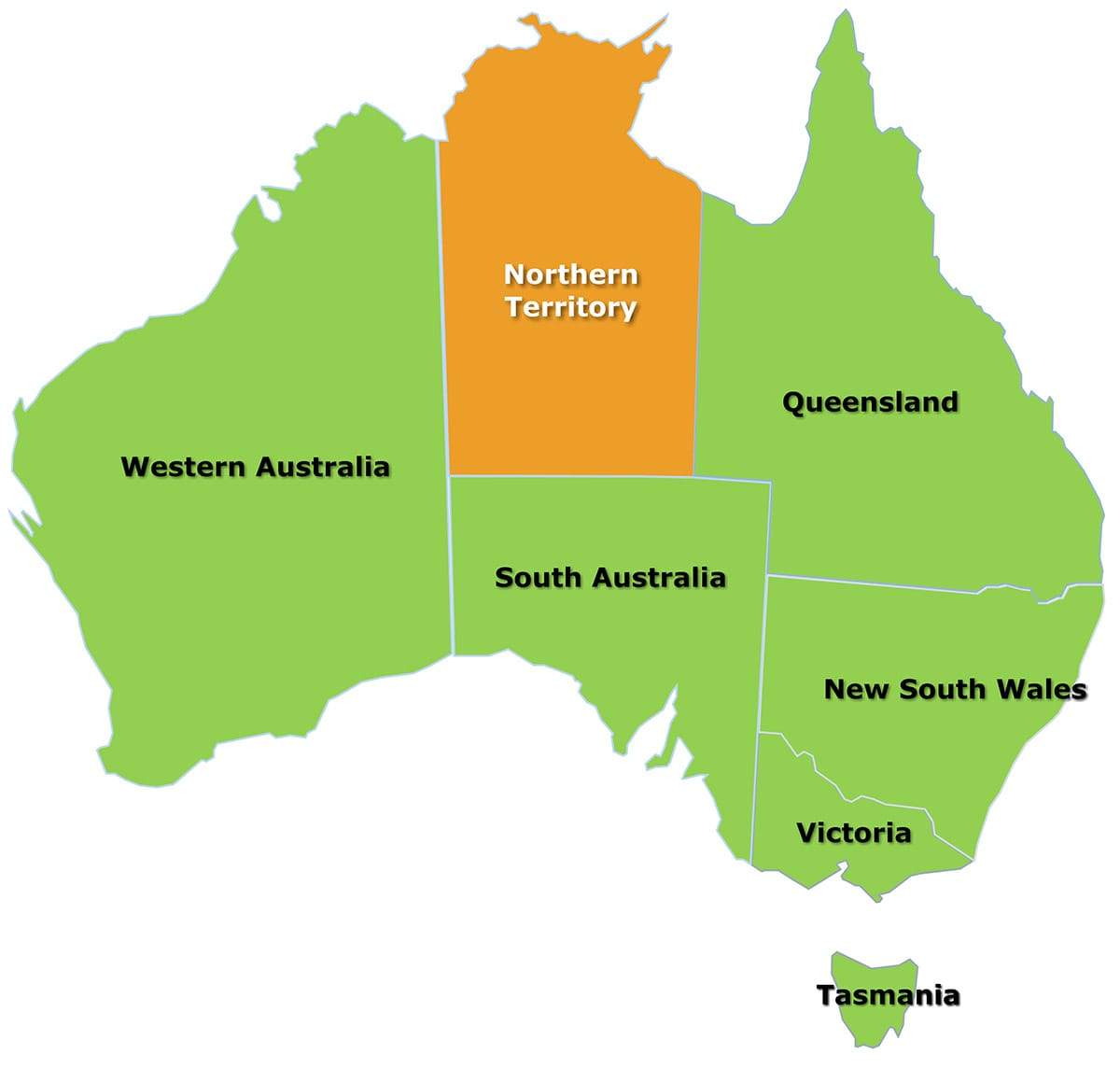 Northern Territory Citrus Australia